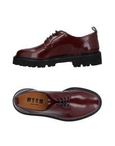 MSGM ΠΑΠΟΥΤΣΙΑ Παπούτσια με κορδόνια