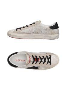 ISHIKAWA ΠΑΠΟΥΤΣΙΑ Παπούτσια τένις χαμηλά