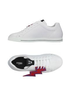 FENDI ΠΑΠΟΥΤΣΙΑ Παπούτσια τένις χαμηλά