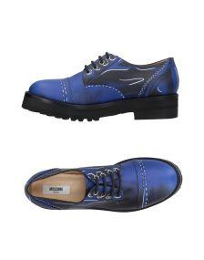 MOSCHINO COUTURE ΠΑΠΟΥΤΣΙΑ Παπούτσια με κορδόνια