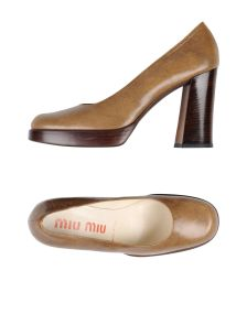 MIU MIU ΠΑΠΟΥΤΣΙΑ Κλειστά παπούτσια