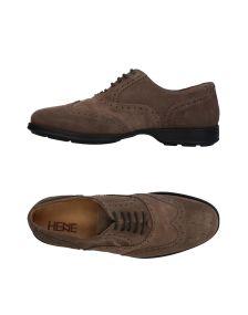 HENNE ΠΑΠΟΥΤΣΙΑ Παπούτσια με κορδόνια