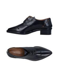 TWIN-SET Simona Barbieri ΠΑΠΟΥΤΣΙΑ Παπούτσια με κορδόνια