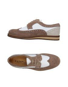 EXTON ΠΑΠΟΥΤΣΙΑ Παπούτσια με κορδόνια