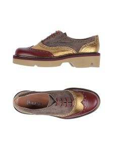 89fc0833fb POLLINI ΠΑΠΟΥΤΣΙΑ Παπούτσια με κορδόνια