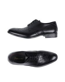 POLLINI ΠΑΠΟΥΤΣΙΑ Παπούτσια με κορδόνια