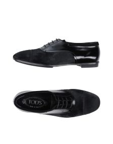 TOD'S ΠΑΠΟΥΤΣΙΑ Παπούτσια με κορδόνια