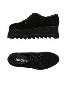 BRONX ΠΑΠΟΥΤΣΙΑ Παπούτσια με κορδόνια