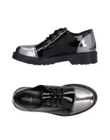 NILA & NILA ΠΑΠΟΥΤΣΙΑ Παπούτσια με κορδόνια