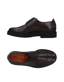 SANTONI ΠΑΠΟΥΤΣΙΑ Παπούτσια με κορδόνια