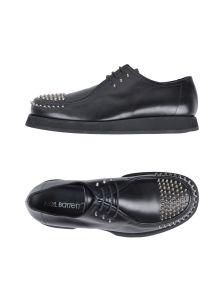 NEIL BARRETT ΠΑΠΟΥΤΣΙΑ Παπούτσια με κορδόνια