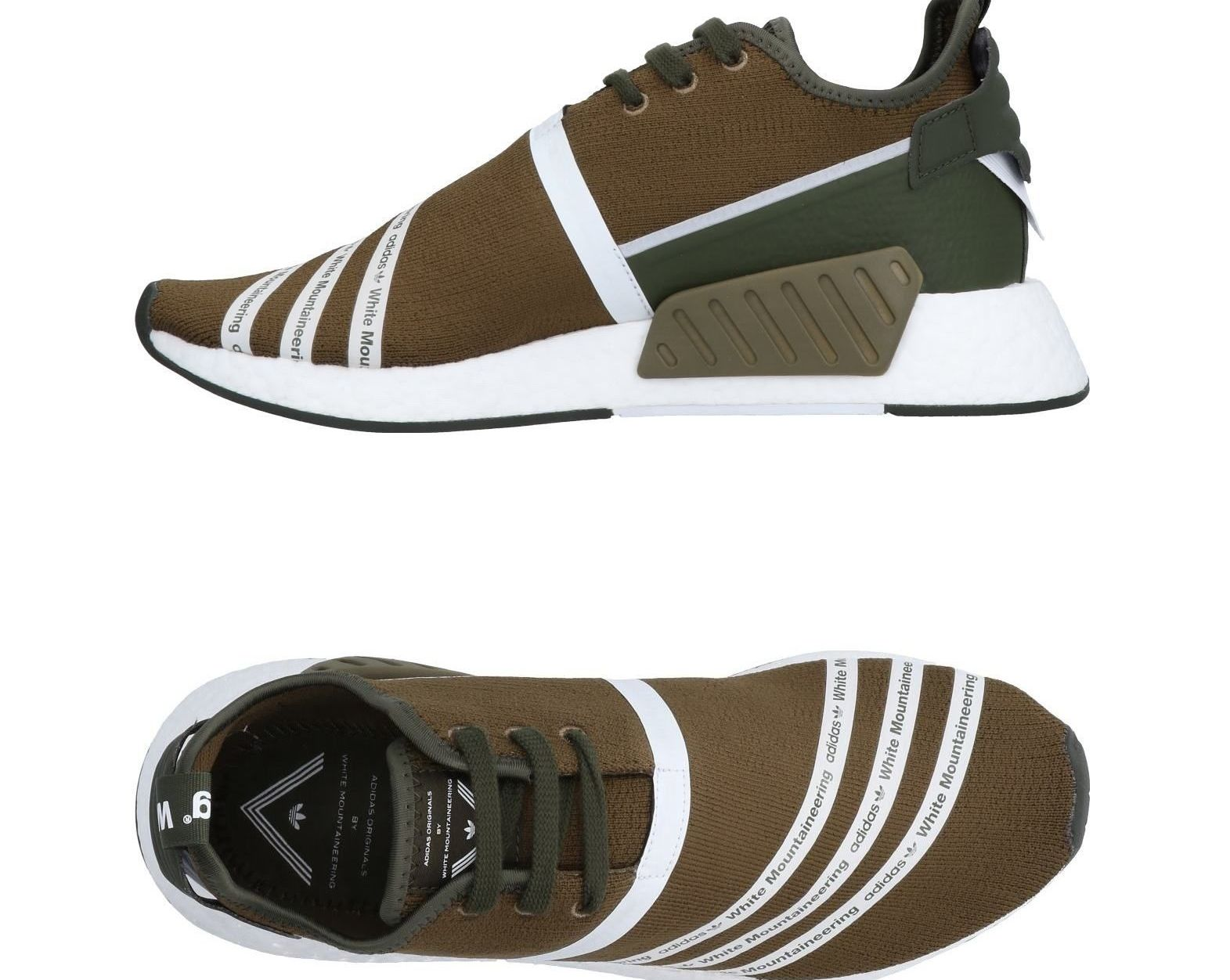 ADIDAS ORIGINALS by WHITE MOUNTAINEERING ΠΑΠΟΥΤΣΙΑ Παπούτσια τένις χαμηλά