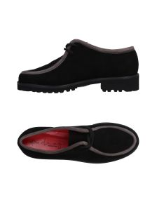 PAS DE ROUGE ΠΑΠΟΥΤΣΙΑ Παπούτσια με κορδόνια