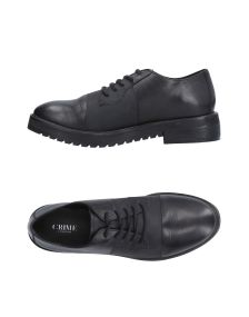 CRIME London ΠΑΠΟΥΤΣΙΑ Παπούτσια με κορδόνια