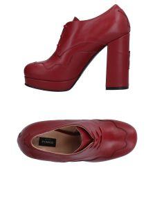 PINKO ΠΑΠΟΥΤΣΙΑ Παπούτσια με κορδόνια