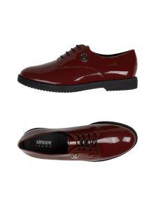 ARMANI JEANS ΠΑΠΟΥΤΣΙΑ Παπούτσια με κορδόνια