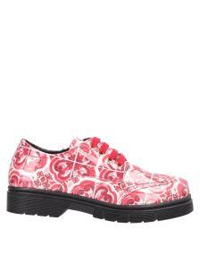 DOLCE & GABBANA ΠΑΠΟΥΤΣΙΑ Παπούτσια με κορδόνια