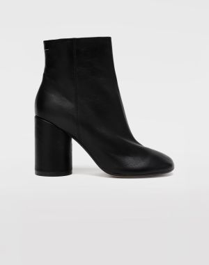 Mm6 By Maison Margiela Ankle Boots Black