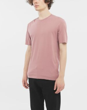 Maison Margiela Short Sleeve T-shirt Pink
