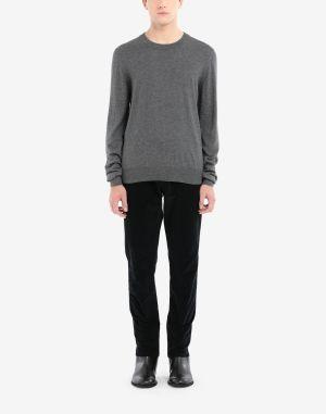 Maison Margiela Crewneck Sweater Grey