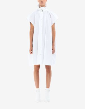 Mm6 By Maison Margiela Dress White