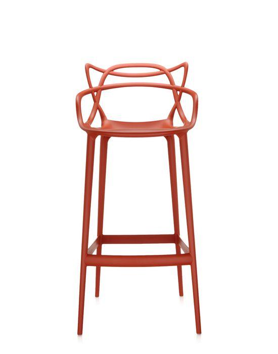 ghost chair bar stool serta office warranty kartell masters - shop online at kartell.com