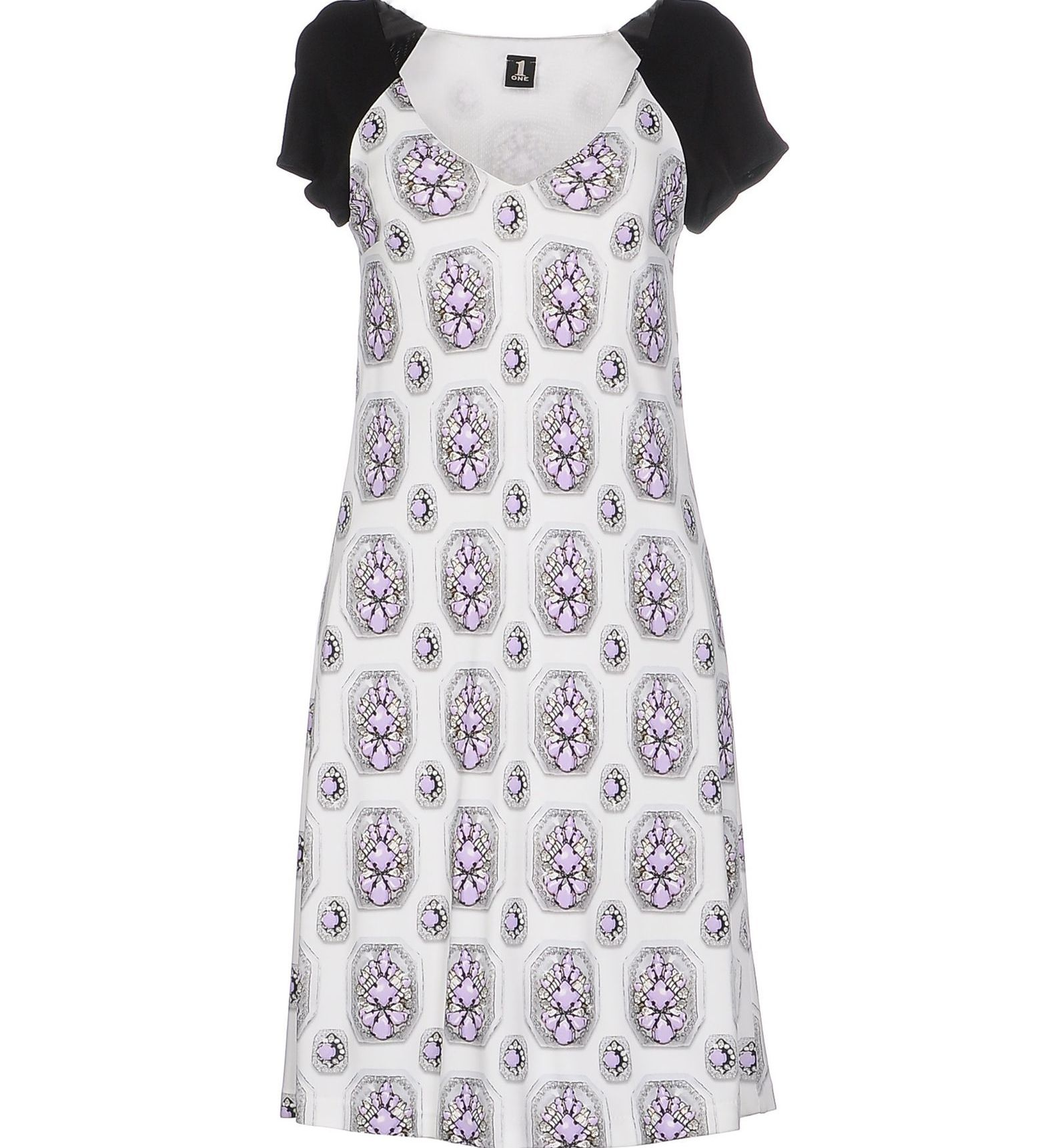 1 ONE ΦΟΡΕΜΑΤΑ Κοντό φόρεμα