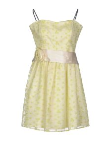 MONCHO HEREDIA ΦΟΡΕΜΑΤΑ Κοντό φόρεμα