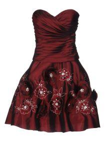 EDDY K. ΦΟΡΕΜΑΤΑ Κοντό φόρεμα