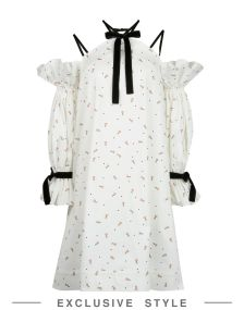 MARIANNA SENCHINA ΦΟΡΕΜΑΤΑ Κοντό φόρεμα