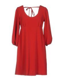 MANILA GRACE DENIM ΦΟΡΕΜΑΤΑ Κοντό φόρεμα