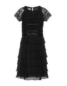 EDWARD ACHOUR ΦΟΡΕΜΑΤΑ Φόρεμα μέχρι το γόνατο