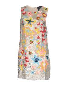 TWIN-SET JEANS ΦΟΡΕΜΑΤΑ Κοντό φόρεμα