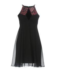 VERSACE COLLECTION ΦΟΡΕΜΑΤΑ Κοντό φόρεμα