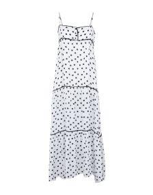 EMMA & GAIA ΦΟΡΕΜΑΤΑ Μακρύ φόρεμα