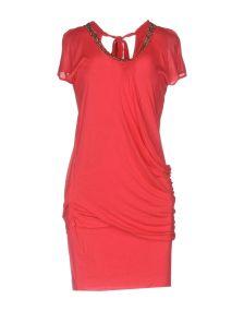LE COEUR de TWIN-SET SIMONA BARBIERI ΦΟΡΕΜΑΤΑ Κοντό φόρεμα