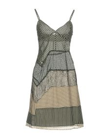 PIANURASTUDIO ΦΟΡΕΜΑΤΑ Κοντό φόρεμα