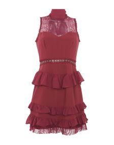 TD TRUE DECADENCE ΦΟΡΕΜΑΤΑ Κοντό φόρεμα