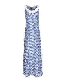 LA FABBRICA del LINO ΦΟΡΕΜΑΤΑ Μακρύ φόρεμα