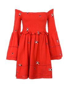 FREE PEOPLE ΦΟΡΕΜΑΤΑ Κοντό φόρεμα