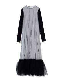 NOSTRASANTISSIMA ΦΟΡΕΜΑΤΑ Μακρύ φόρεμα