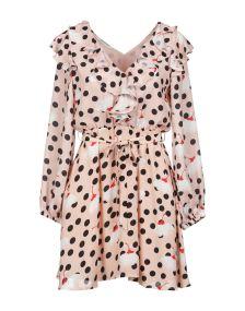 GLAMOROUS ΦΟΡΕΜΑΤΑ Κοντό φόρεμα