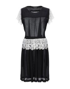 TWIN-SET Simona Barbieri ΦΟΡΕΜΑΤΑ Κοντό φόρεμα