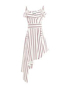 ALEXIS ΦΟΡΕΜΑΤΑ Κοντό φόρεμα