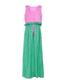 2WINSDH ΦΟΡΕΜΑΤΑ Μακρύ φόρεμα