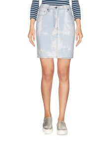 LOVE MOSCHINO DENIM Denim φούστα
