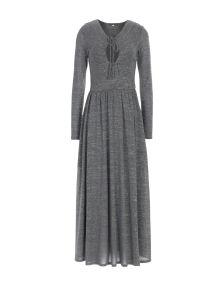 ALEXACHUNG ΦΟΡΕΜΑΤΑ Μακρύ φόρεμα