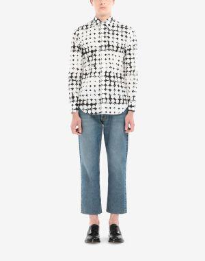 Maison Margiela Long Sleeve Shirt White
