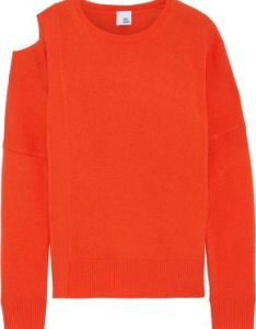 Iris  ink gracie cold shoulder wool sweater also boutique style for contemporary women at the outnet rh theoutnet