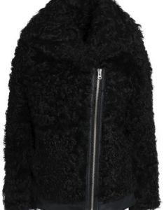Muubaa shearling biker jacket also discount designer clothes sale up to off the outnet rh theoutnet